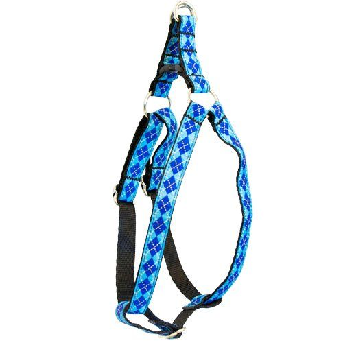 RC Pet Products 34Inch Step In Dog Harness Small Preppy