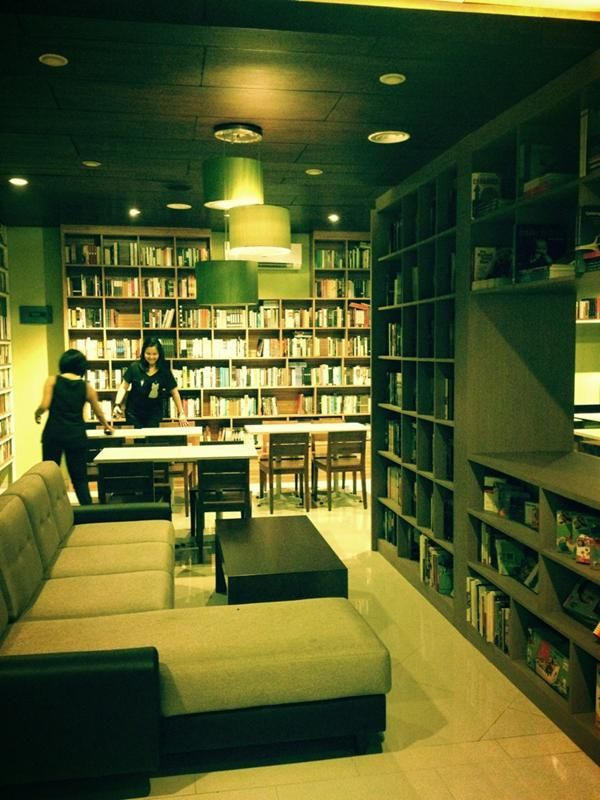 library + cafe = nice | Books, books & more books! | Library cafe