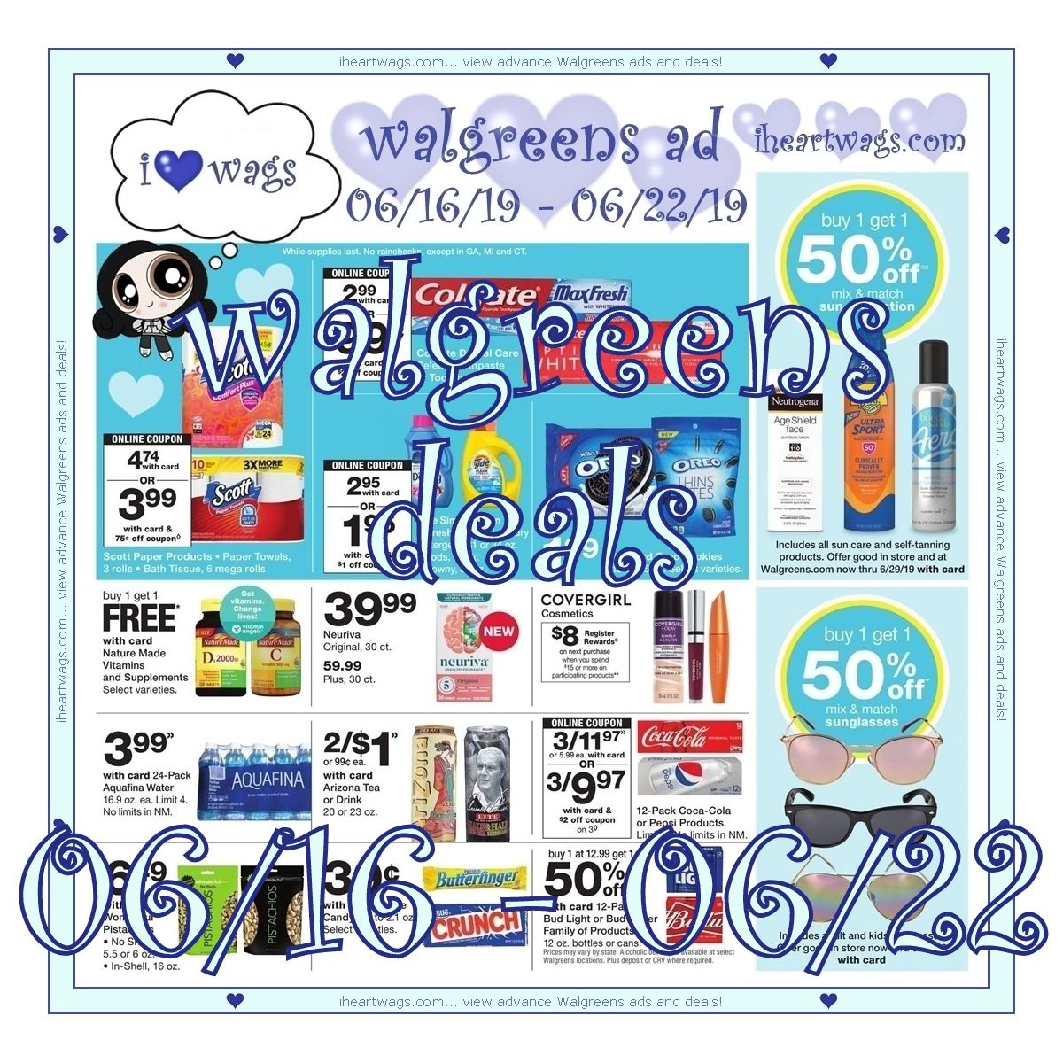Pin by Erica Hart on i ♥ wags (walgreens) Covergirl