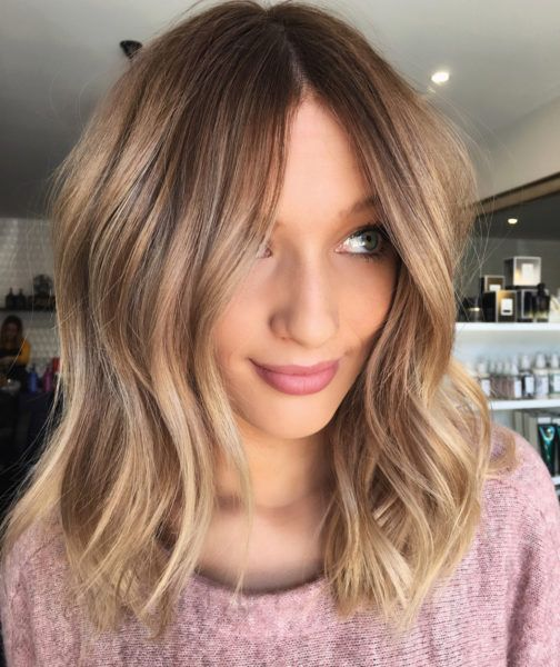 17 hair Trends balayage ideas