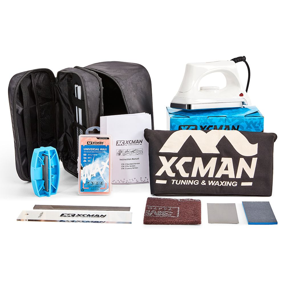 Best price xcman ski snowboard complete waxing and tuning
