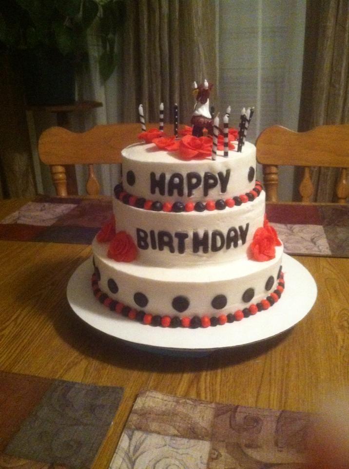 Gamecock Birthday Cake For Daddy Fondant Stuff Pinterest