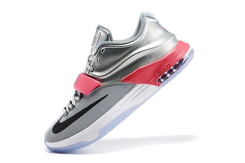 separation shoes ac43d 33b45 KD 7 All Star Pure PlatinumMulti Color Black 74258-090