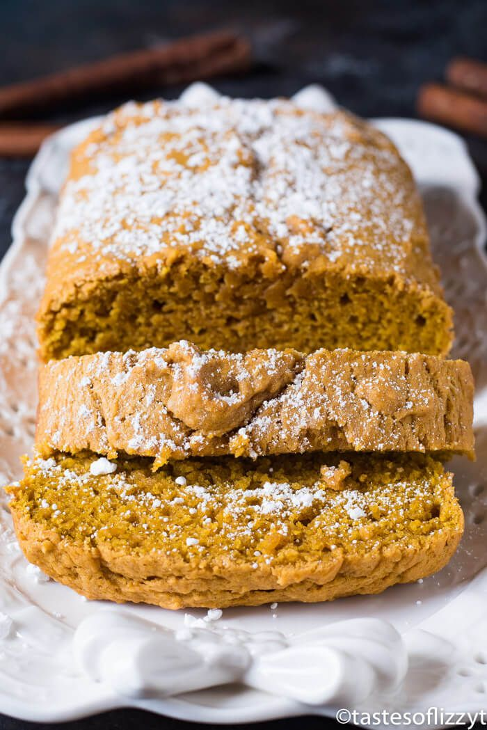 Easy Pumpkin Bread is a quick nofail bread that has a