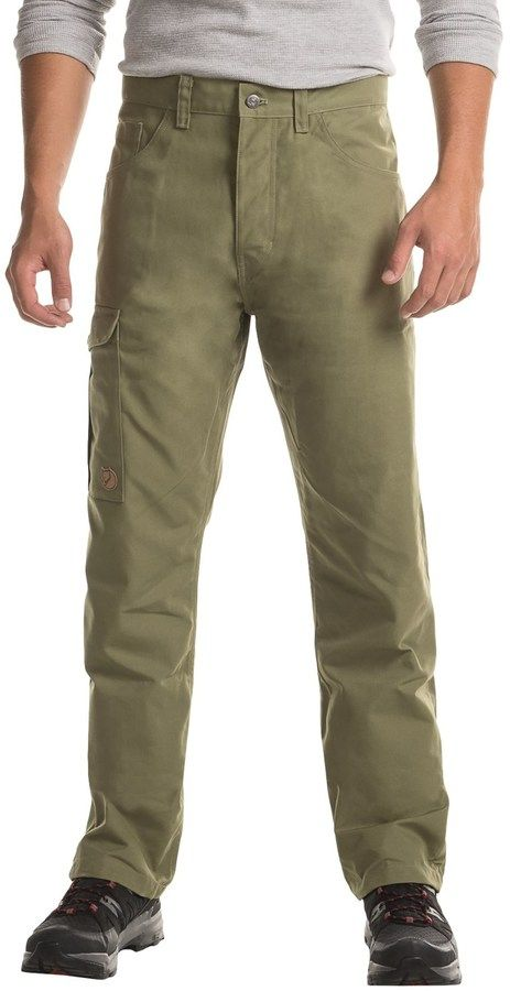37473284faeee5 Fjallraven Greenland Jeans (For Men) | Products | Jeans, Fashion ...