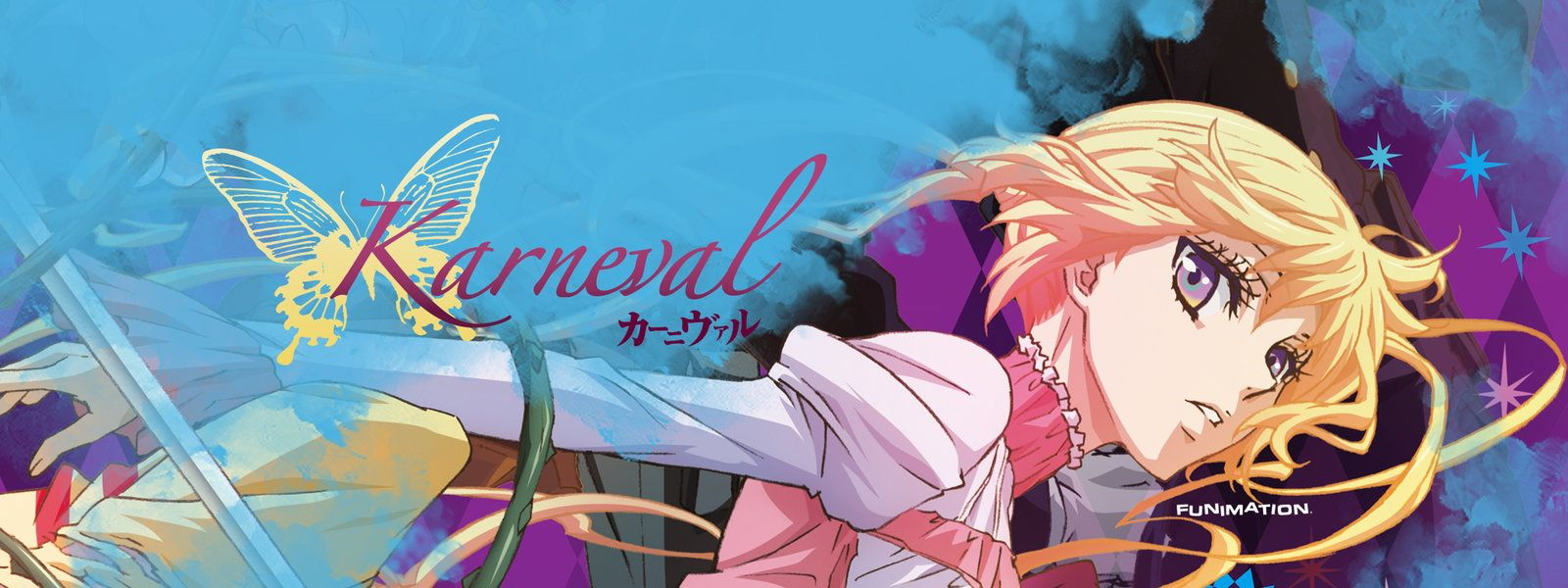 Watch Karneval online Free Hulu (With images) Anime