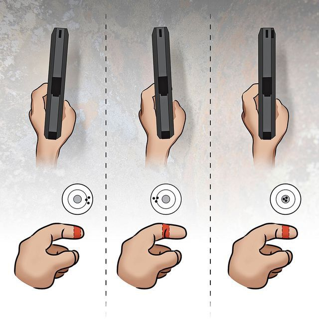 Left position
