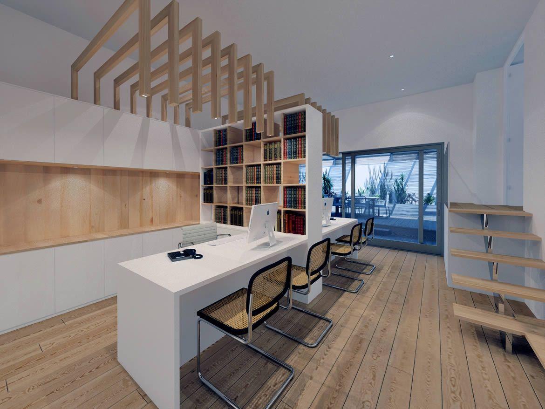 Resultado de imagen de despachos de diseño | 02_Espacios_Despachos ...