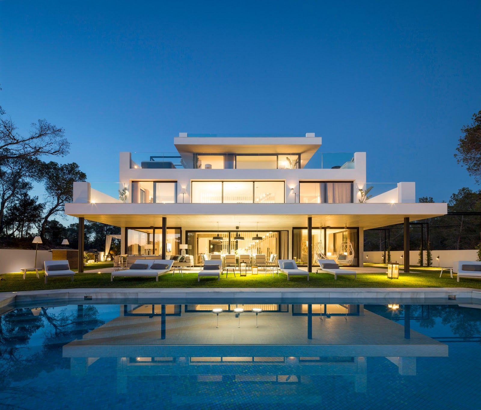 Moderno Casa En Ibiza Regalo - Ideas de Diseño Para El Hogar ...
