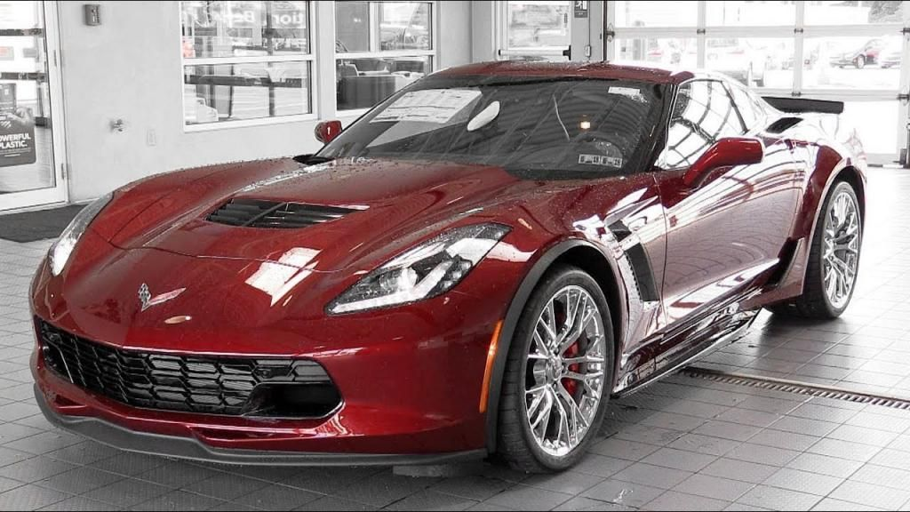 Chevrolet Corvette Z06 Redesign 2019 Changes And Price