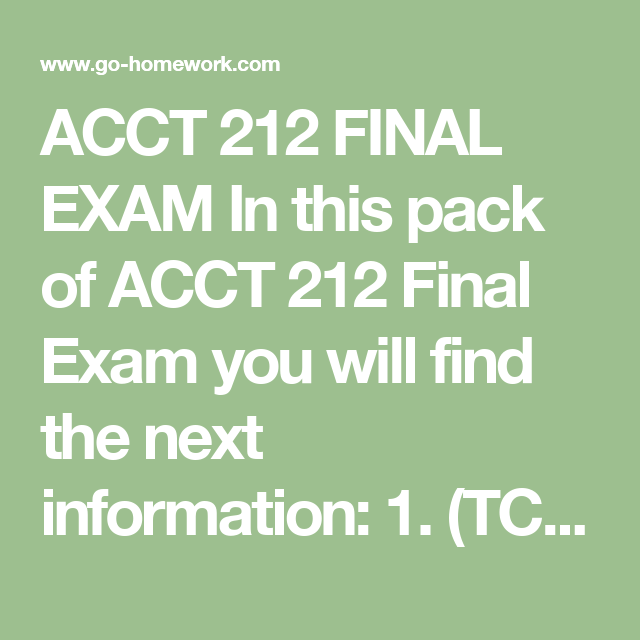 acct 212 final exam 1) (tco 3) at the end of the period it is necessary to close all temporary accounts (1) explain why this process is required (15 points) and (2) provide an example of the closing of an expense account, salary expense in the form of a journal entry.