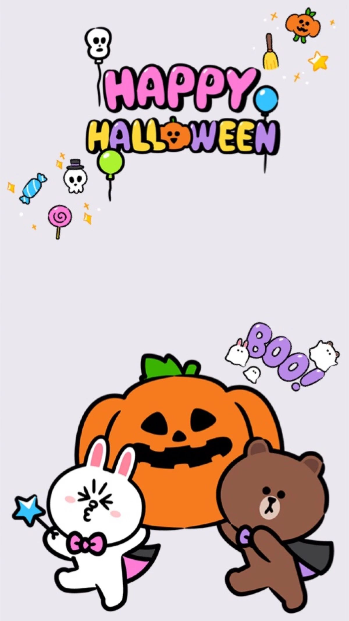 Iphone Wall Halloween Tjn Pantalla De Iphone Ilustraciones