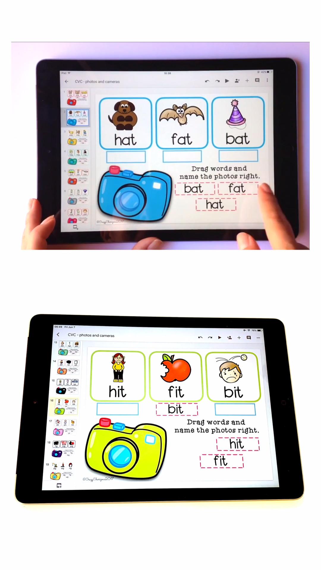 Google Classroom Activities For Kindergarten Cvc Words Video Google Classroom Activities Kindergarten Activities Cvc Words Kindergarten