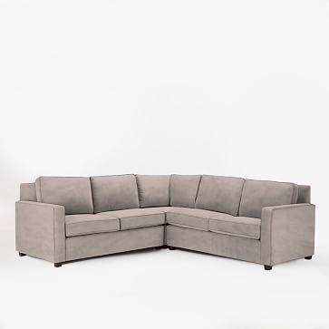 Henry Set Corner Left Arm Loveseat Right Arm Loveseat Eco - Henry sectional sofa