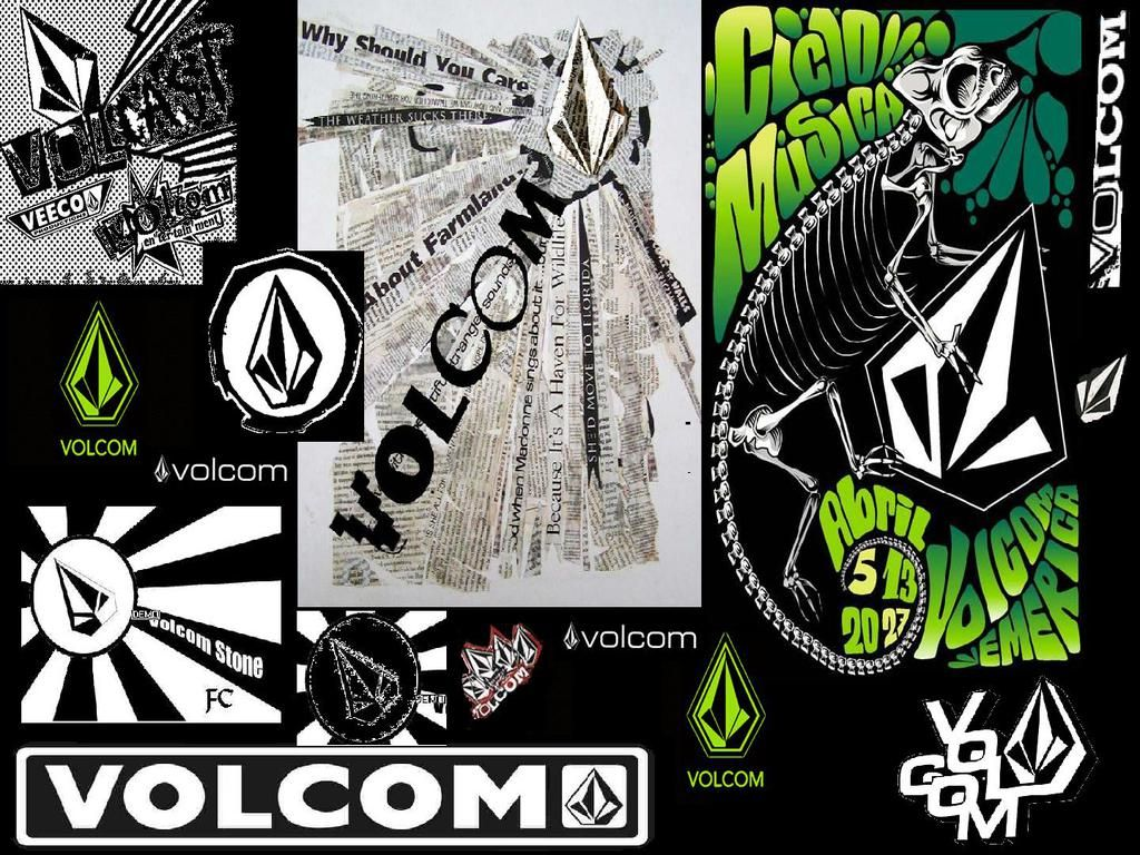 Volcom Stone Logo Wallpaper Picture Background Download Volcom Wallpaper Wallpaper Pictures