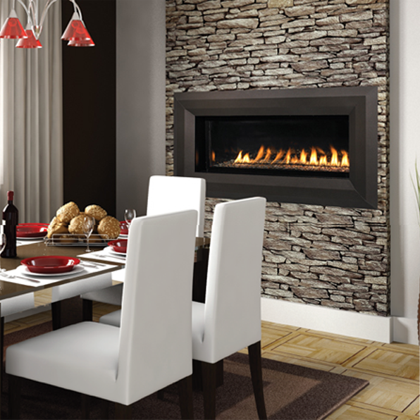 Superior 43 Inch Vent Free Linear Gas Fireplace Vrl4543 In 2020 Gas Fireplace Fireplace Small Fireplace