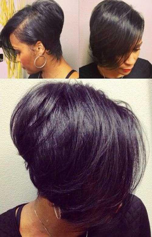 10 High Low Bob Haircuts Bob Haircut And Hairstyle Ideas Natural Hair Styles Hair Styles Hair