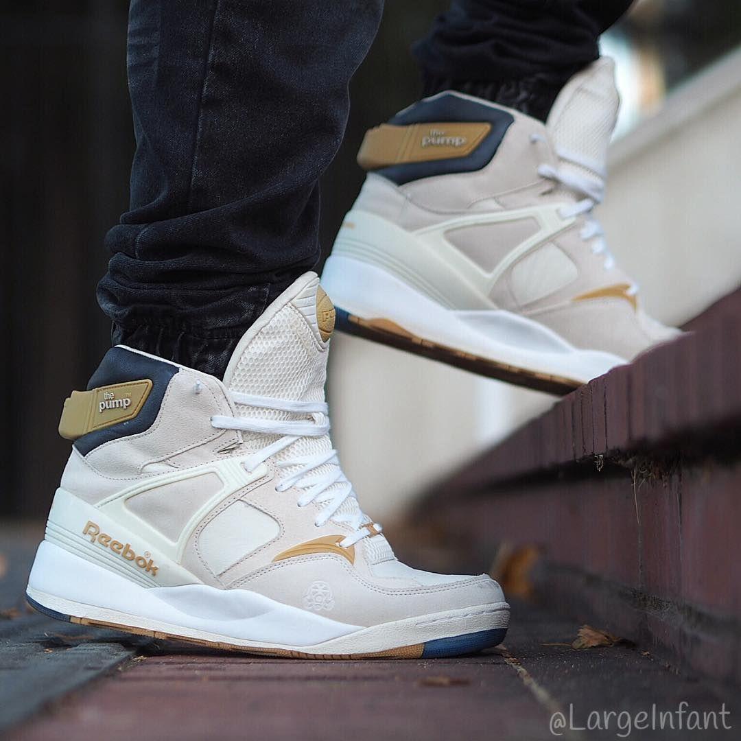 Footpatrol x Reebok Pump 25th