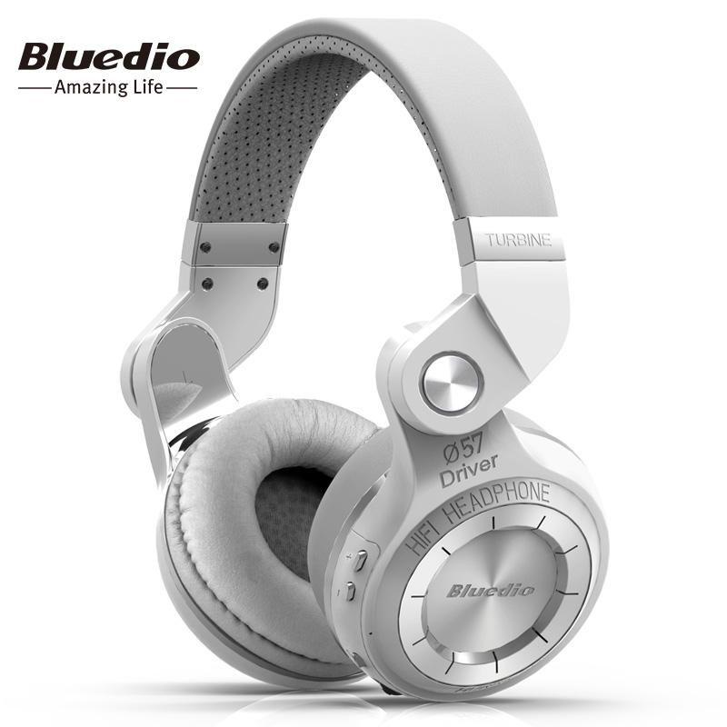Bluedio T2S(Shooting Brake) Bluetooth stereo headphones wireless Bluetooth 4.1 headset On-Ear headphones
