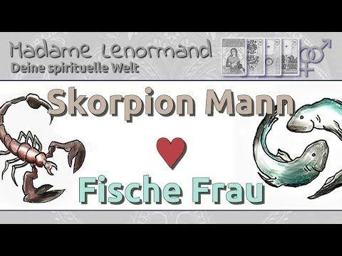 Skorpion Mann & Fische Frau: Liebe und Partnerschaft