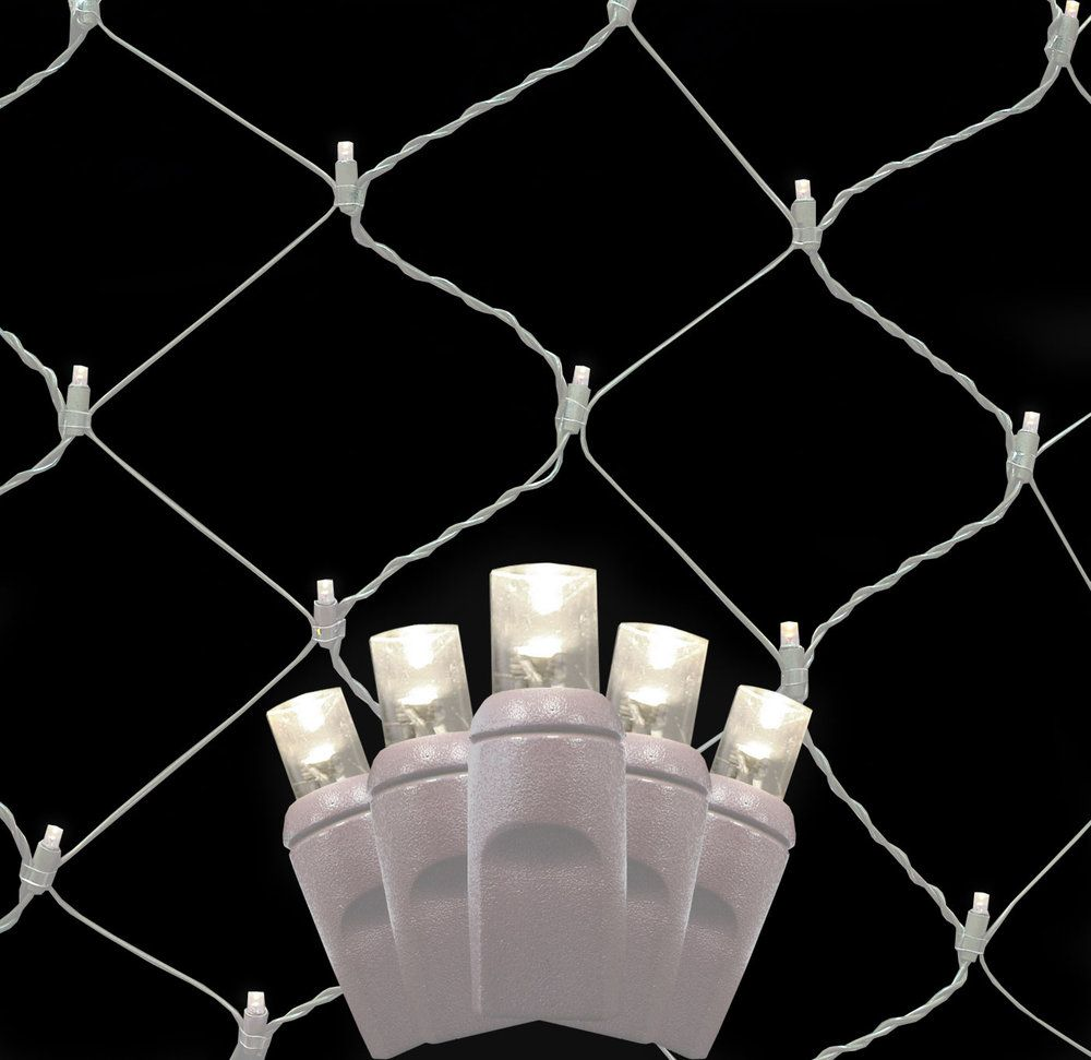$31.99 for 4x6 netted Christmas lights  if these are only used for 8 hr/day they should last for 20.5 years