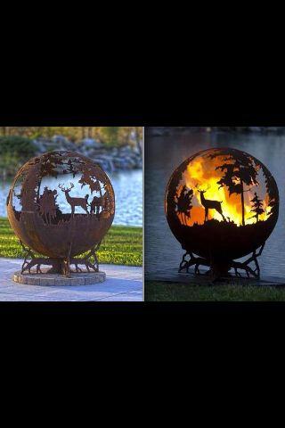 Diseños especiales que acompañan el fuego de tu fogón