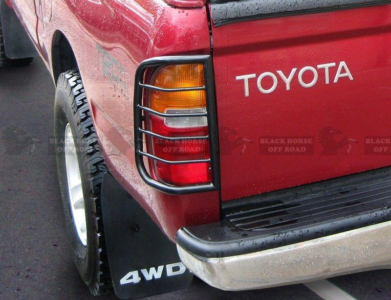 9804 Toyota Tacoma Tail Light Guard  Truck Tough  Pinterest