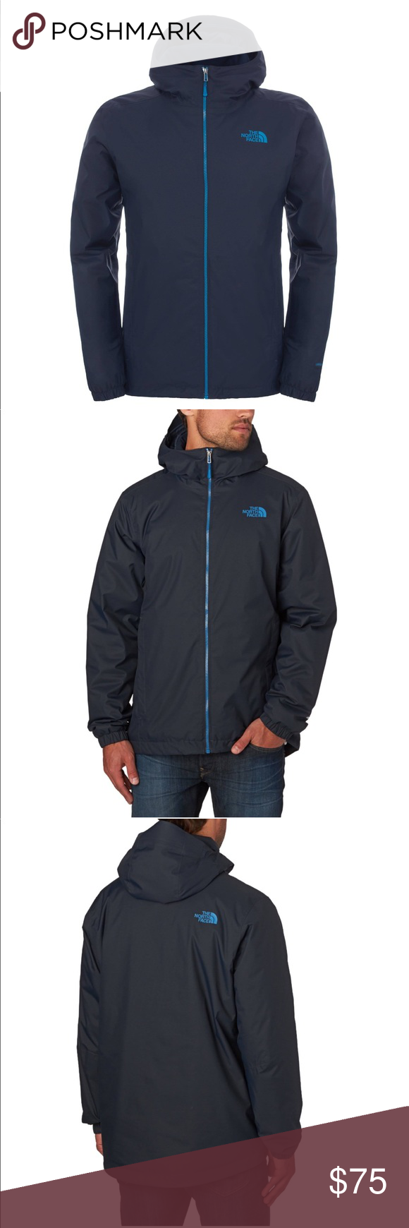The North Face Men S Quest Insulated Jacket Insulated Jackets North Face Mens The North Face [ 1740 x 580 Pixel ]