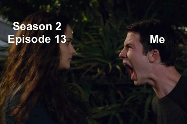 19 Posts Only Get If You've Watched 13 Reasons Why Season 2 #13reasonswhy