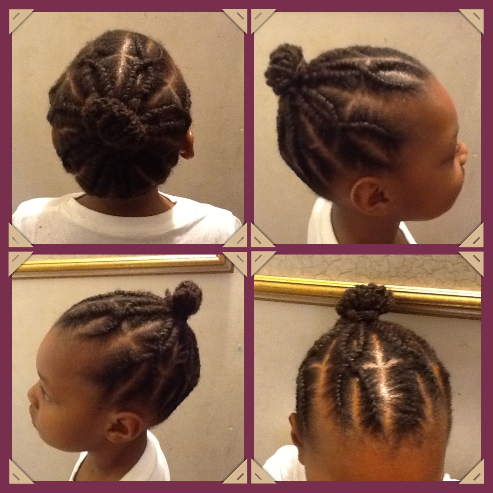 Pin by Dionne Bishop on Protective Natural Hair | Hair ...