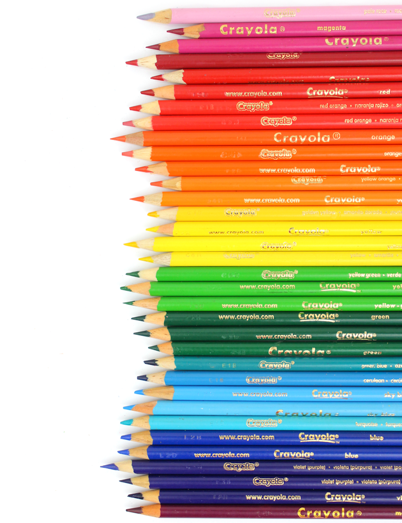 Crayola colored pencils - a guide to different types of colored ...