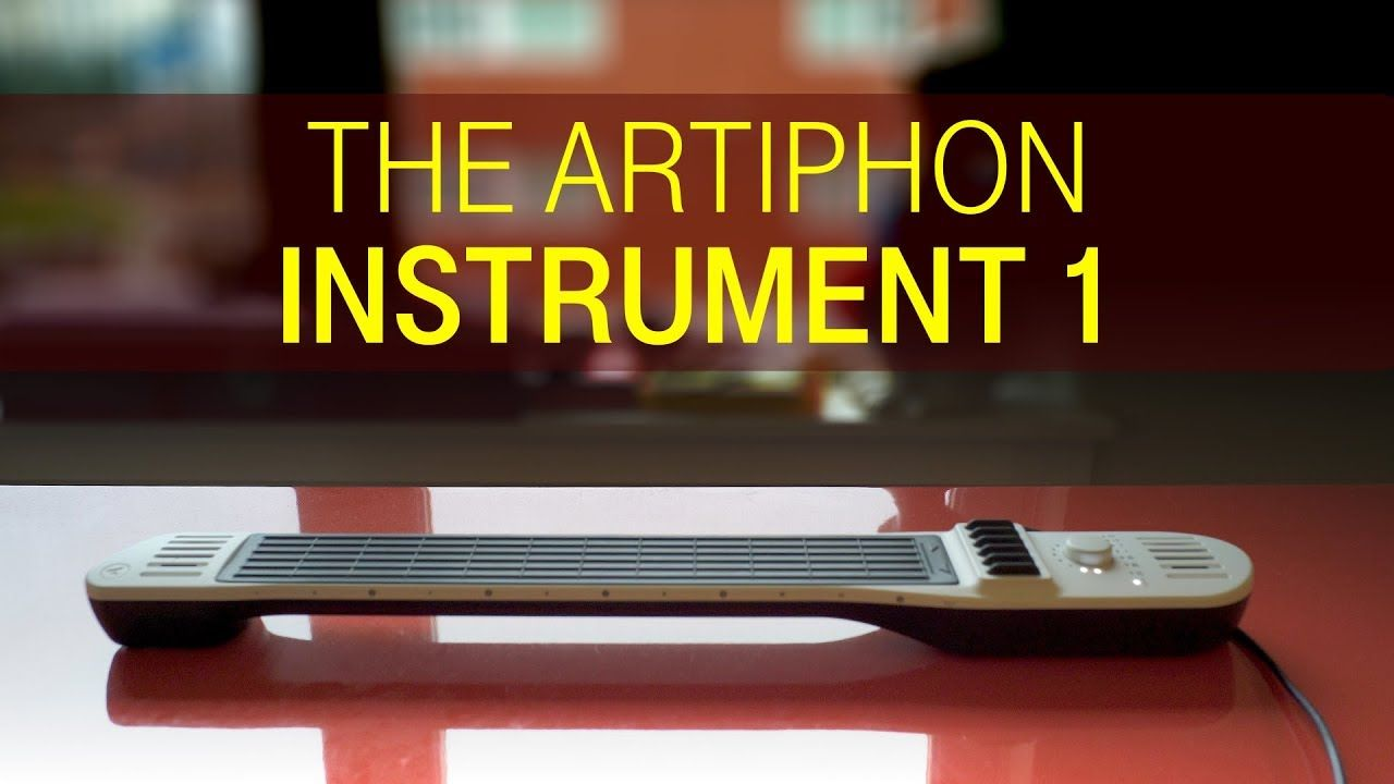 The Artiphon Instrument 1 Youtube