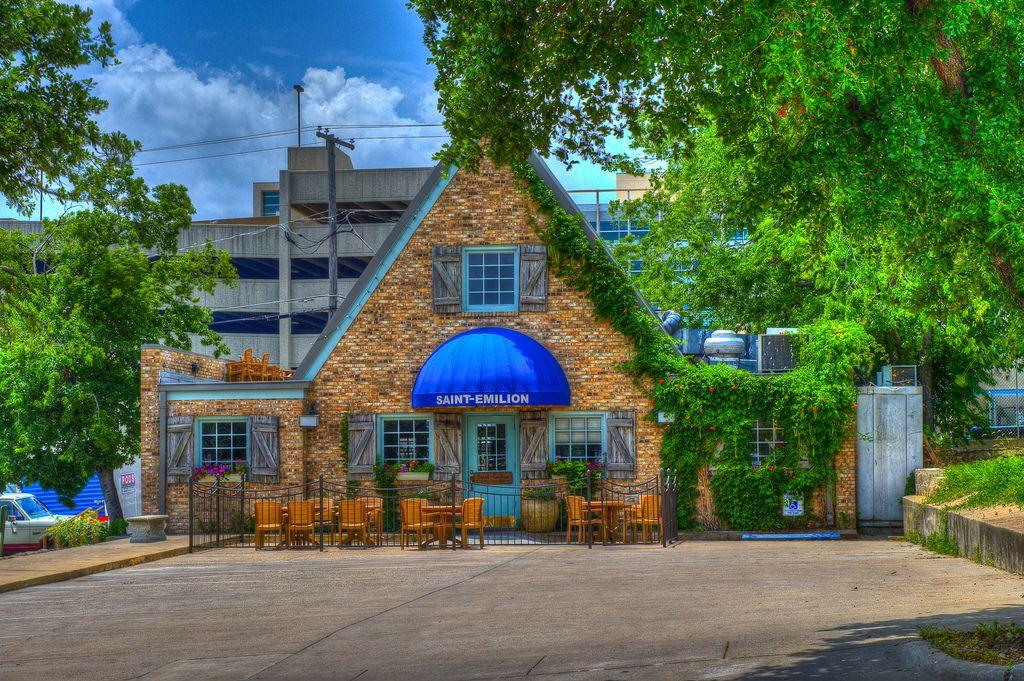 St Emilion Restaurant Fort Worth Fort Worth My Hometown