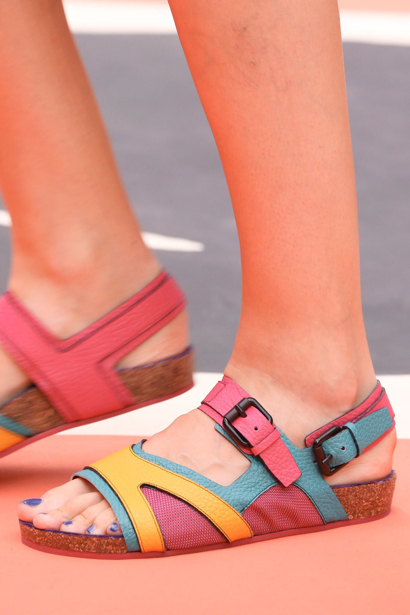 Burberry Prorsum Spring 2015 Ready-to-Wear Fashion Show Details