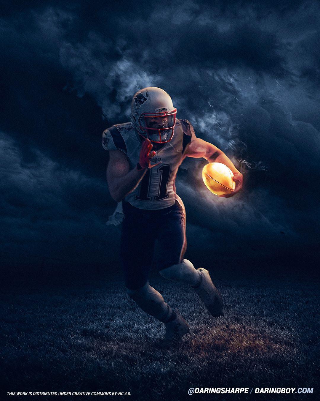 Julian Edelman New England Patriots In 2020 New England Patriots Wallpaper New England Patriots Julian Edelman