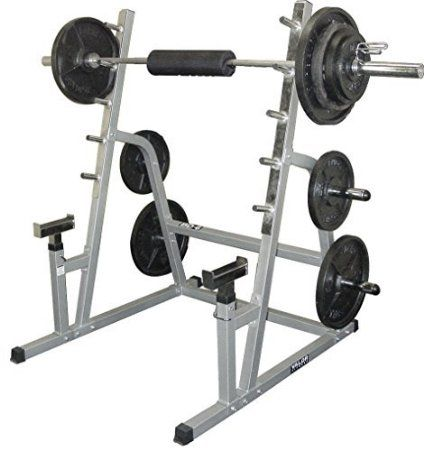 Valor Athletics Bd 6 Safety Squat Bench Combo Rack 53 X 44 X 64 Inches 338 Squat Rack At Home Gym Weight Benches