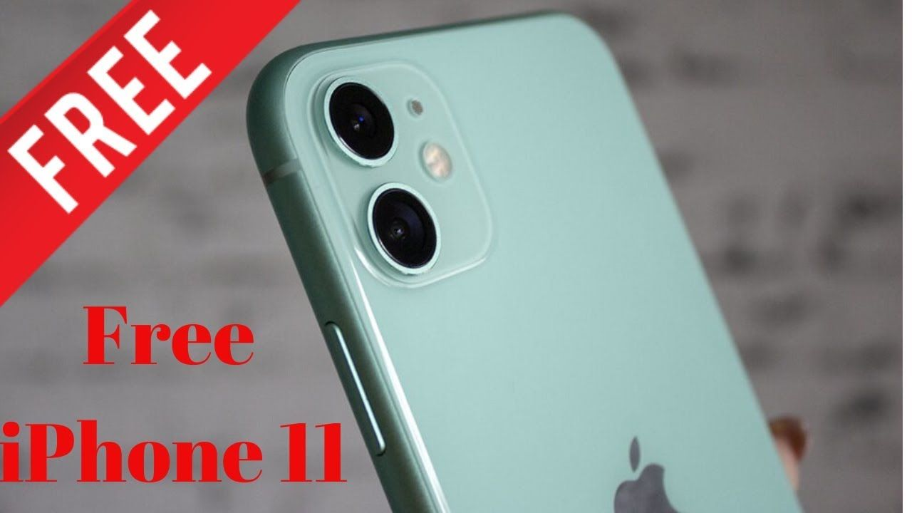Free iphone 11 how to get free iphone 11 iphone get