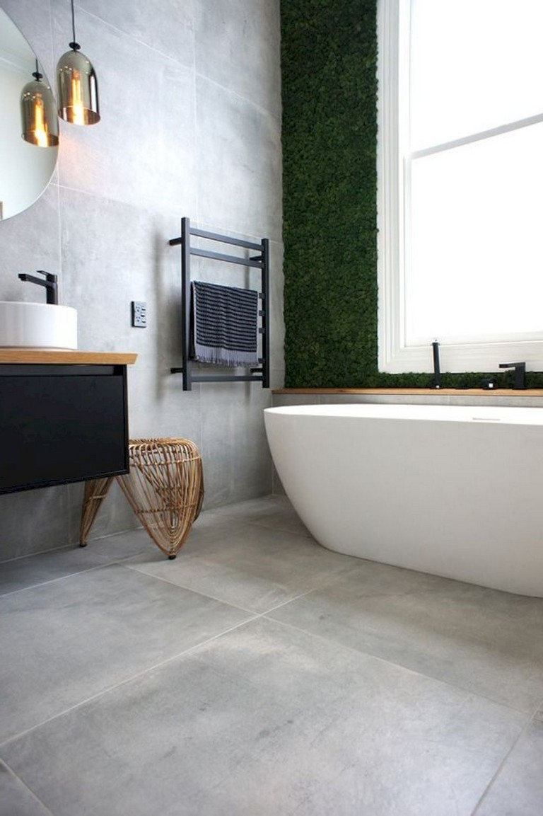 18+ Stunning Ideas for Creating a Minimalist Bathroom - Page 18 of