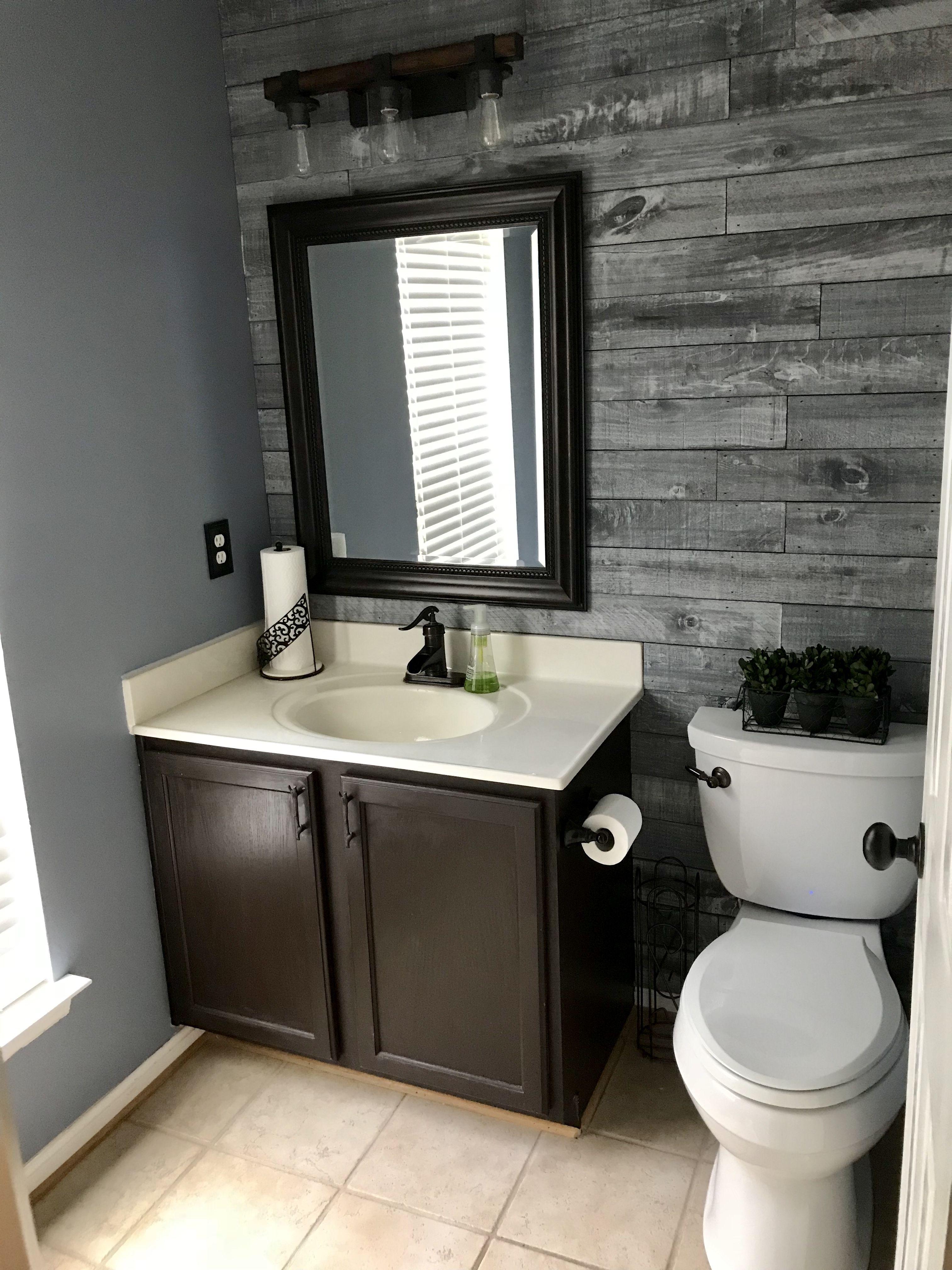 Pin By Jaclyn Bravo On Powder Room Best Bathroom Colors Bathroom Color Schemes Amazing Bathrooms