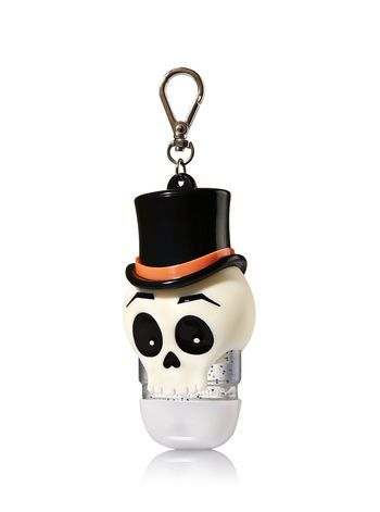 Dapper Skull Pocketbac Holder Bath And Body Works With Images