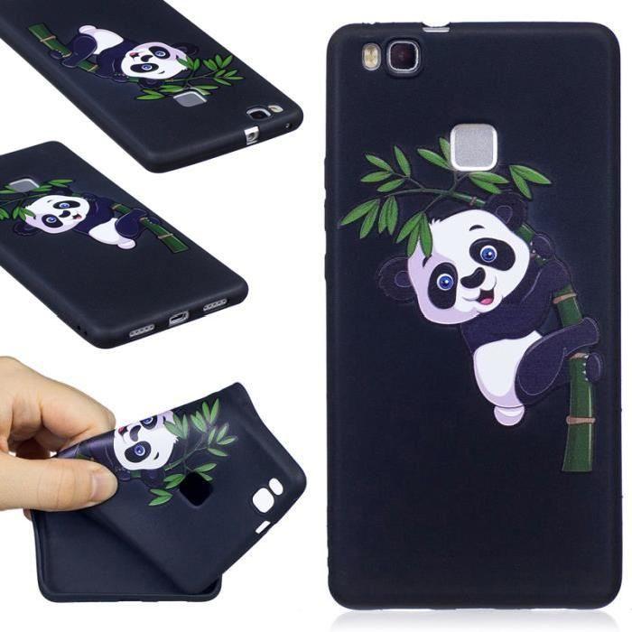 coque panda huawei p9 lite