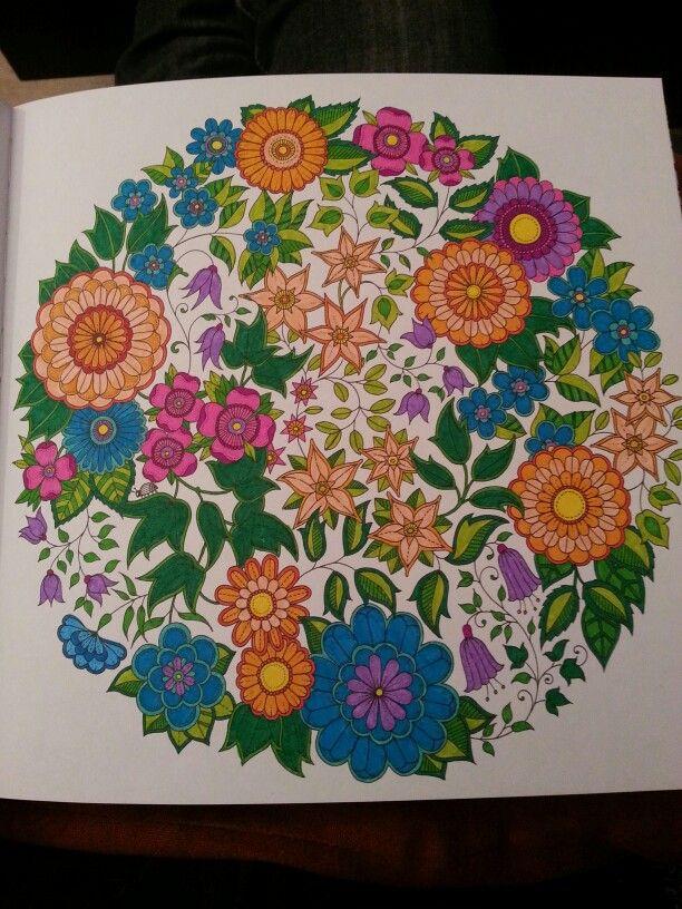 Jardin secret johanna basford johanna basford for El jardin secreto johanna basford