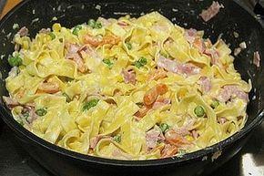 Photo of Schmand – Ham Noodles by FrauSchmitz | Chef