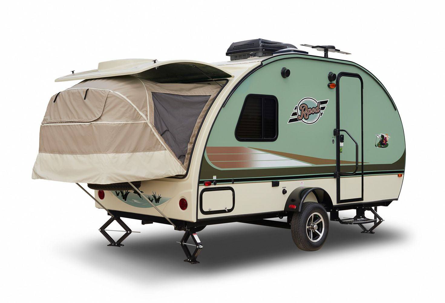 R Pod Hybrid Travel Trailers By Forest River