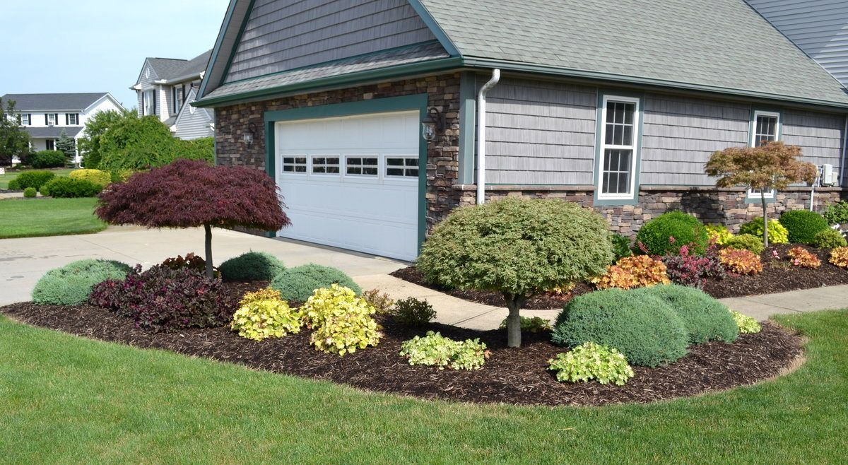 Front Yard Landscape Ideas Zone 5 Small Front Yard Landscaping