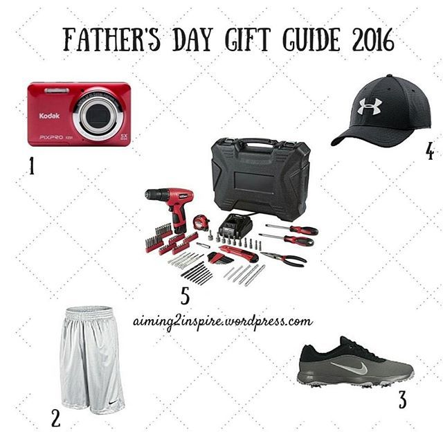 Your Father's Day Gift Guide is on the blog right now! Link is in the bio!
