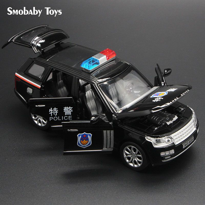 1:28 Land Rover Diecast Car Alloy Sound /& Light Car Model Kids Toy Vehicle Gift