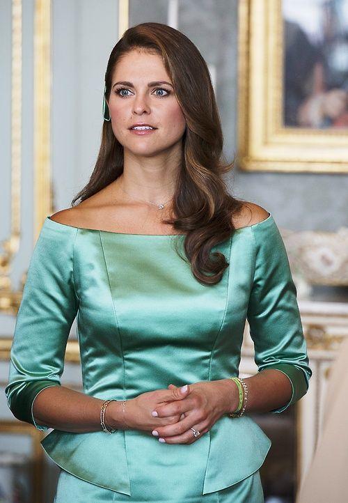 ♕ Princess Madeleine