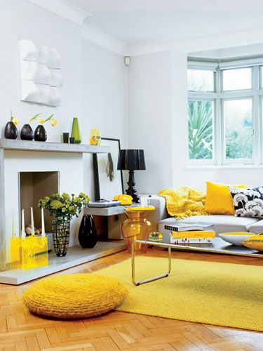 Picture Yourself in These Living Rooms  decor ideas ...