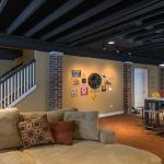 : basement ceiling ideas on a budget